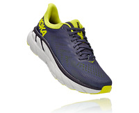 HOKA ONE ONE CLIFTON 7 Men's Scarpe Uomo Running ODYSSEY GREY 1110508 OGEP