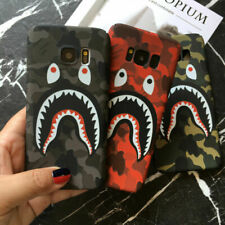 Shark Camo Cover Champion Soft Camouflage Case TPU For Samsung Galaxy S10 S10+