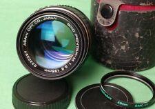 PENTAX SMC Pentax-M 135mm f/3.5 Lens portrait lens. SLR, DSLR, Mirrorless
