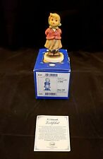 Goebel Hummel Figurine Clear As A Bell #2181 ~ Kinder Choir
