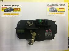 Vauxhall Vectra B Front Right Door Lock Solenoid & Mechanism 90585022 BD