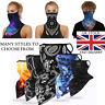 Balaclava Cycling Neck Tube Scarf Snood Biker Face Mask Warmer Bandana Multi use