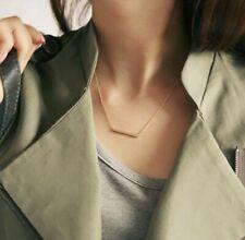 """women's necklace jewelry minimalist """"hot celebrity�"""