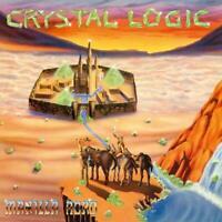 MANILLA ROAD - CRYSTAL LOGIC (VIOLET VINYL)   VINYL LP NEW+