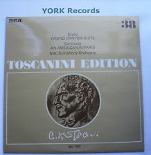 A 129-GROFE-Grand Canyon Suite Toscanini NBC Symphony Orch-EX LP RECORD
