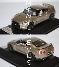 PremiumX Nissan GT-R45th Anniversary 20015 Gris 1/43 PRD516J