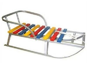 Classical Russian Snow Sled for Kids (Sanki)