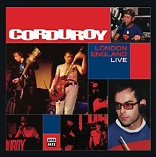 Corduroy-London England (Live)  CD NEW