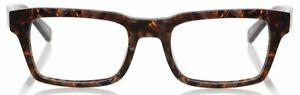 Eyebobs-2312 Fare N Square-22 Brown Demi +3.00
