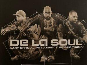 DE LA SOUL - Art Official Intelligence: Mosaic Thump (CD 2000 Tommy Boy) 0221