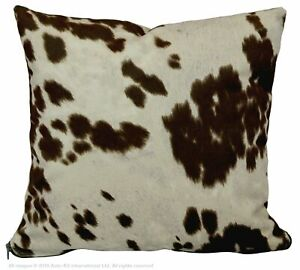 Inka Fire Retardant Luxury Designer Leopard Skin Printed Filled Scatter Cushion