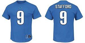 NFL T-Shirt Detroit Lions Matthew Stafford 9 Eligible Receiver ER2 Football