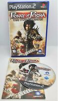 Prince of Persia The Two Thrones Game for Sony PlayStation 2 PS2 PAL TESTED