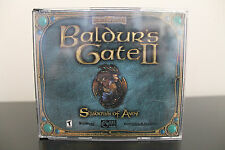 Baldur's Gate II: Shadows of Amn  (PC, 2000) *Tested/Jewel Case/W Bonus Disc