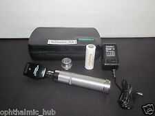Welch Allyn 3.5v Coaxial Ophthalmoscope with Ni-Cad in Case # 11772-VC