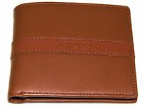 Latest NFC RFID Blocking Technoloy Leather Wallet for Men Protect ID Credit Card