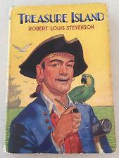 Treasure Island by Robert Louis Stevenson Vintage Hardcover