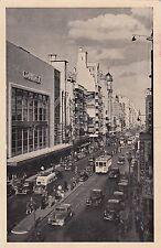 ARGENTINA - Buenos Aires - Avenida Corrientes - Viaje en los 4 Grandes 1954