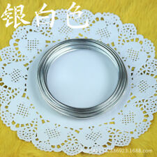 5m Dia 1 1.5 2 2.5 3mm Aluminum Wire Jewelry Making Craft Wraps 14 Color Nice