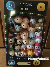 Disney Japan Tsum Tsum 3rd Anniversary Box Set 30 TSUM