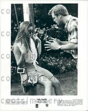 1993 Actor Cary Elwes Alicia Silverstone in The Crush Press Photo