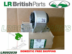 GENUINE LAND ROVER TRANSFER BOX MOUNT BRACKET NEW DISCOVERY 17 ON NEW LR092039
