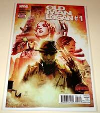 Wolverine : OLD MAN LOGAN # 1 Marvel Comic Nov 2015 NM 2nd PRINTING VARIANT