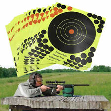 Bow Shoot Accessories Reactive Paper Shooting Targets Target Aim Target Paper