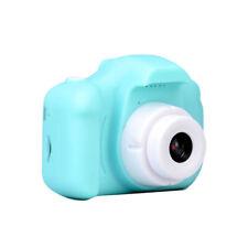 HD children's digital camera X2 cartoon,With 32G memory card,green