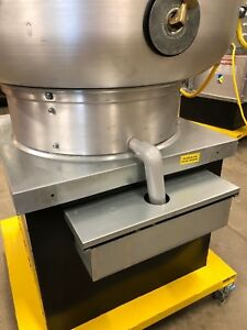 Restaurant Exhaust Fan Grease Cup