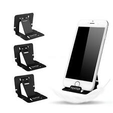 TOMTOP Universal PVC Cell Phone Card Photo Folding Stand Holder Bracket Mount