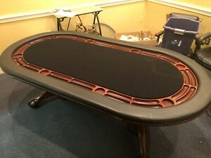 Combination Poker/Dining Table