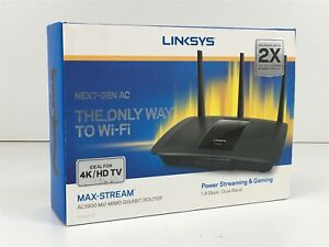 Linksys Max-Stream AC1900 MU-MIMO Gigabit Router EA7500