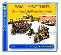 ERICH KÄSTNER - DAS FLIEGENDE KLASSENZIMMER  CD NEW