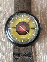 MONDIA MOONSTONE Manual Winding Swiss Watch with Original Strap