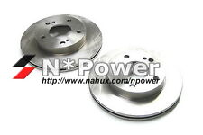 BOSCH BRAKE ROTOR FRONT PAIR For FORD RANGER PX 4X4 3.2L DIESEL TURBO 11-ON