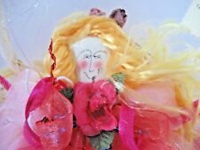 """Ruby Lips Studio Silvestri Fairy Doll """"Fairy Godmother"""" by Phyllis Vaughn 7in."""