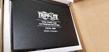 NEW Tripp Lite B132-004-1 VGA Over Cat5 Extender/Spliiter Local Unit - 4 Port