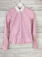 Women's Abercrombie & Fitch Shirt - Small UK8/10 - Striped - Great Condition
