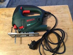 Bosch PST 65 Jigsaw Used Working Condition See Photos (ftt/61-4)
