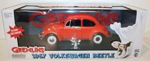 Greenlight 1/18 Scale diecast - 12985 - 1967 Volkswagen VW Beetle - Gremlins