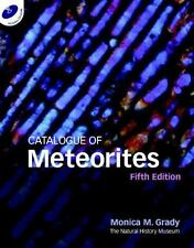 Catalogue of Meteorites (with CD Rom)- 5th edition by Grady, Hardcover/Brand New