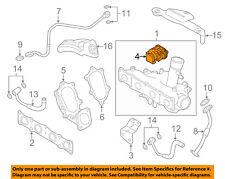 KIA OEM 11-15 Optima Turbocharger-Solenoid 394002G700