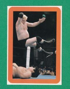 Dick Murdoch 1982 Monthly professional wrestling BBM card