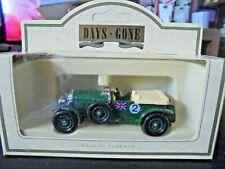 LLEDO DAYS GONE -  DG46003 1930 4.5 LITRE GREEN BENTLEY