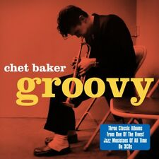 Chet Baker GROOVY Chet / Plays Best Of Lerner & Loewe / & Crew NEW SEALED 3 CD
