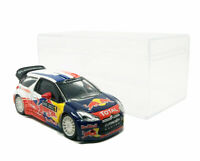 Norev Citroen DS3 WRC Red Bull 2011 no.1 France 1/64 3 inches Free Display Case