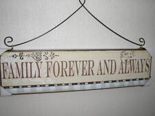 Always Wooden Novelty Decorative Plaques & Signs
