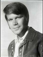Glen Campbell Country Musique Legend Vintage Double 8x10 Négatif & Photo