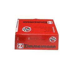 BREMSBACKEN ZIMMERMANN BMW 1 E81 BMW 3 (E46,E90) BMW 4 (F33) BMW 5 (E39) Hinten